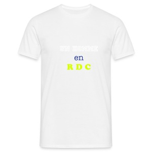 RDC style - T-shirt Homme