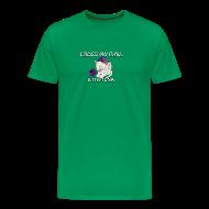 T-Shirts ~ Men's Premium T-Shirt ~ MYSTIC KITTY