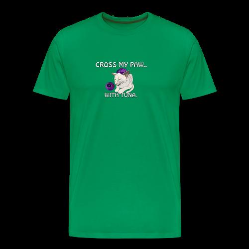 MYSTIC KITTY - Men's Premium T-Shirt