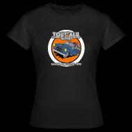 Tee shirts ~ Tee shirt Femme ~ 403 TOUT'ALU BLEUE