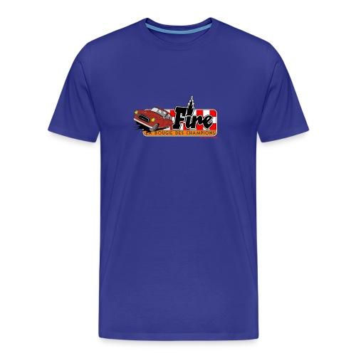 403 FIRE ROUGE - T-shirt Premium Homme