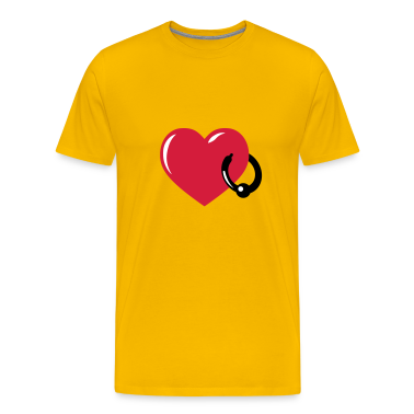 Love Piercing | Heart Piercing | Herz | Piercing T-Shirts