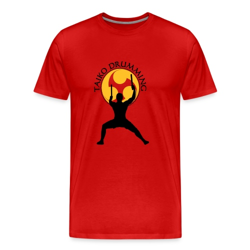 Taiko Drumming - Männer Premium T-Shirt