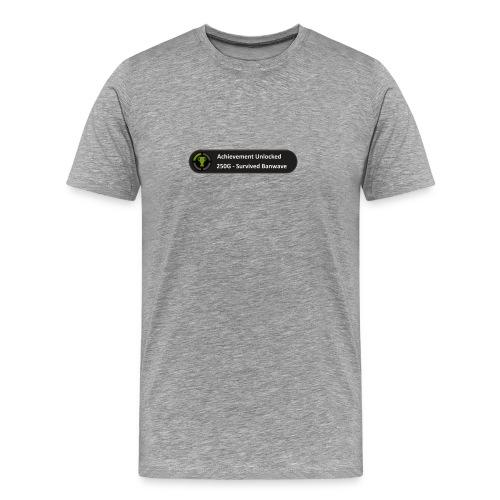 Achievement - Maglietta Premium da uomo