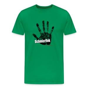 Schmierfink - Männer Premium T-Shirt