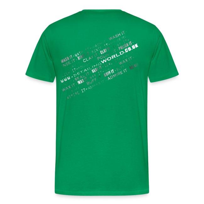 Detailing World 'Detail it' Dual Sided T-Shirt (Men's)