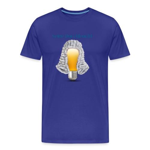 Durchleucht - Männer Premium T-Shirt