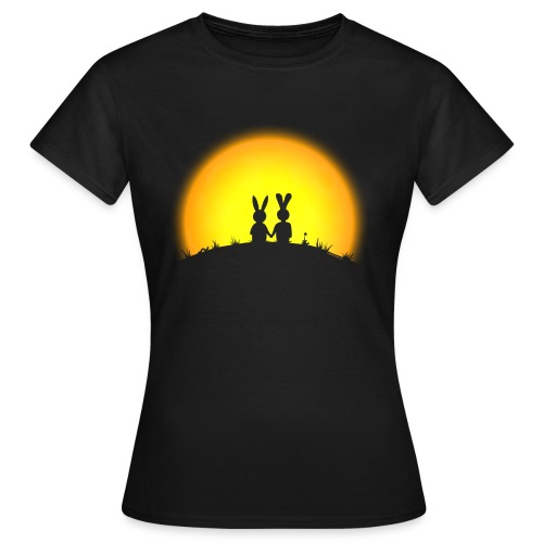 hasi-paar - Frauen T-Shirt