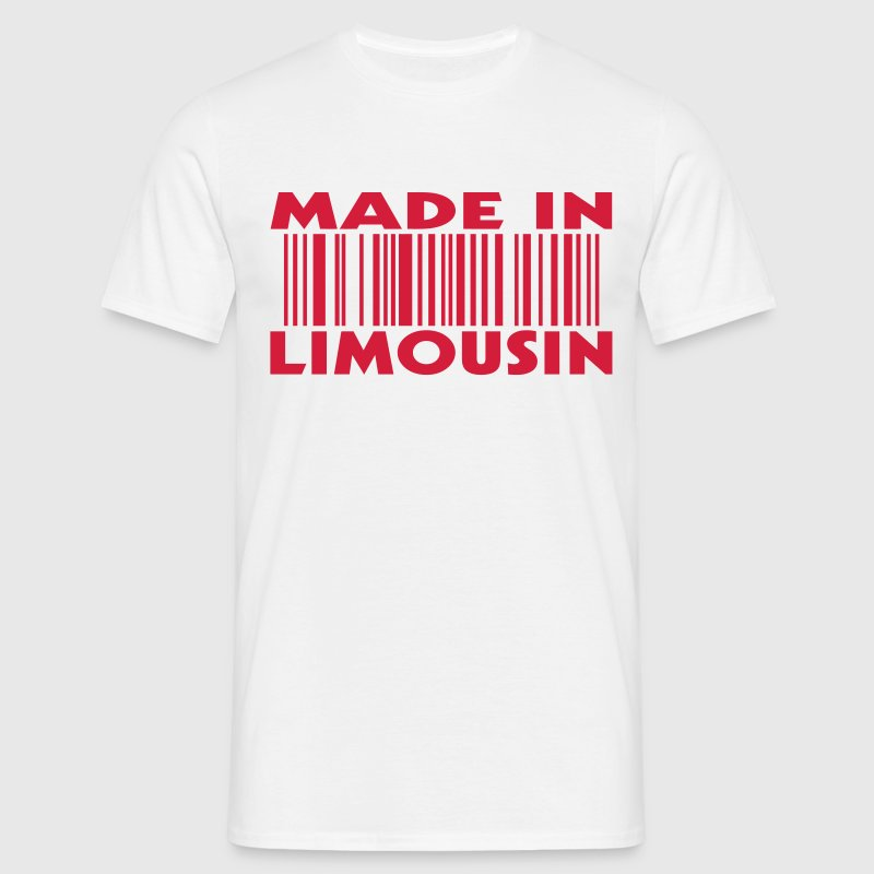 made in LIMOUSIN (1c) T-shirts - T-shirt Homme