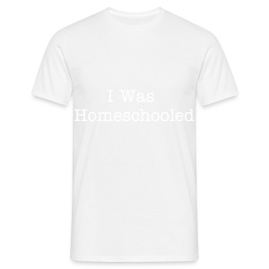 Homeschooled - Men's T-Shirt
