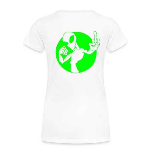 emelie - Premium-T-shirt dam