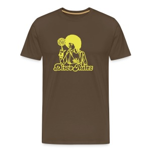 Disco Rules - Männer Premium T-Shirt