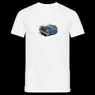 Tee shirts ~ Tee shirt Homme ~ 403 BREAK BLEUE