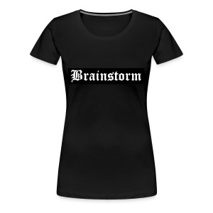 brainshirty - Frauen Premium T-Shirt
