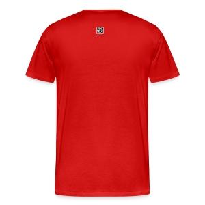 Leuchtstoff redman - Männer Premium T-Shirt