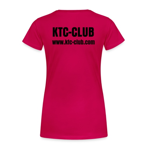 KTC - Girly CLUB - Frauen Premium T-Shirt