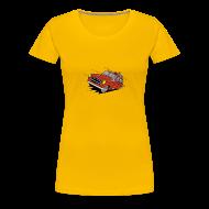 Tee shirts ~ T-shirt Premium Femme ~ 403 BREAK ROUGE