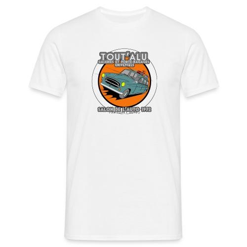403 TOUT'ALU GRISE - T-shirt Homme