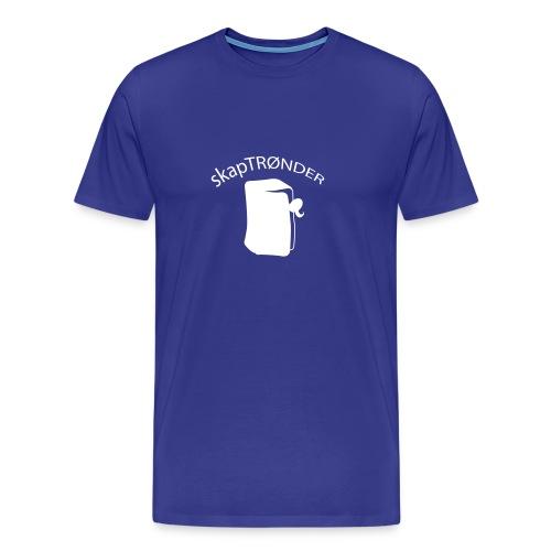 T-shirt Herre - Premium T-skjorte for menn