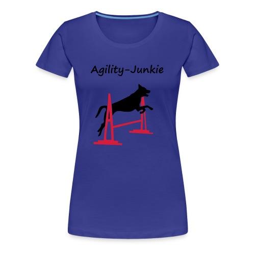 sporty - Frauen Premium T-Shirt
