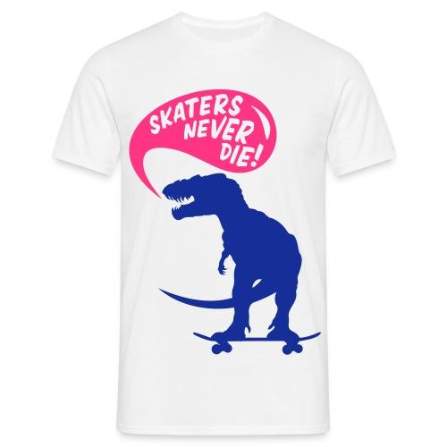 Sk8ers never die - Two Ways - T-shirt herr