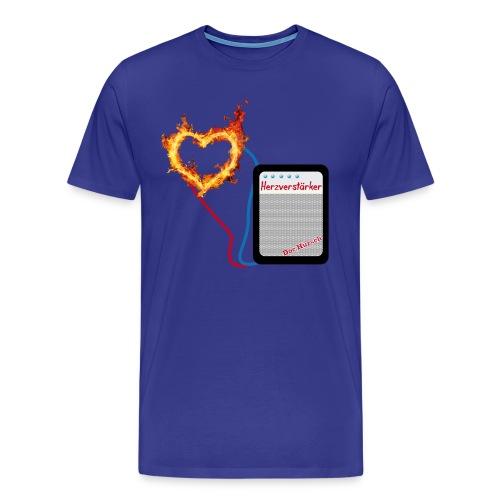Herzverstärker - Männer Premium T-Shirt
