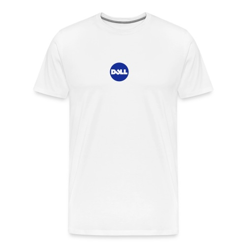 Dull XXL - Männer Premium T-Shirt