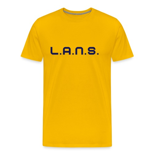 L.A.N.S. (Like A New Signing) - Men's Premium T-Shirt
