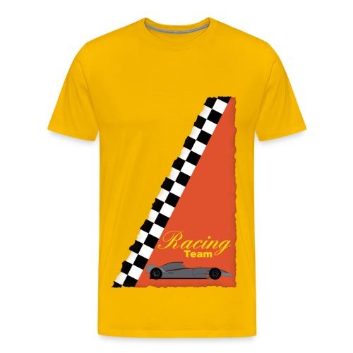 t-shirt racing cars design - Men's Premium T-Shirt