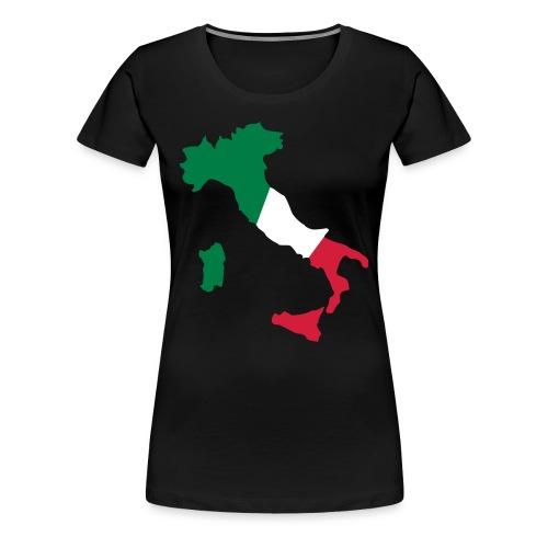 tee shirt femme italia - Women's Premium T-Shirt