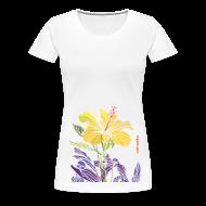 Camisetas ~ Camiseta premium mujer ~ Premamá Pacificos