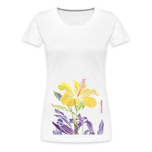 Premamá Pacificos - Camiseta premium mujer