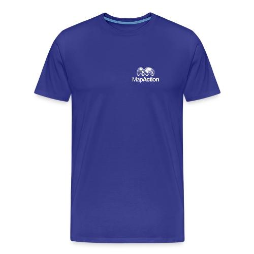 MapAction Field Team Tee - Men's Premium T-Shirt