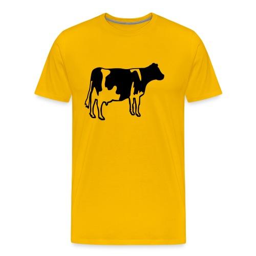 Vaca - Camiseta premium hombre