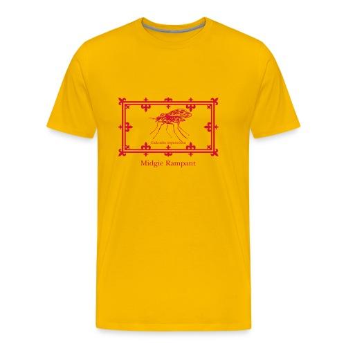 Midgie Rampant Tee - Men's Premium T-Shirt