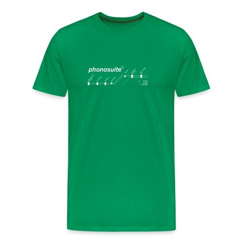 phonosuite map - Männer Premium T-Shirt