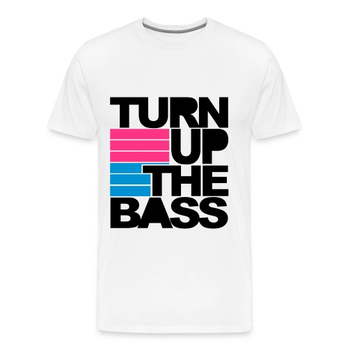 Bass Turn - Männer Premium T-Shirt