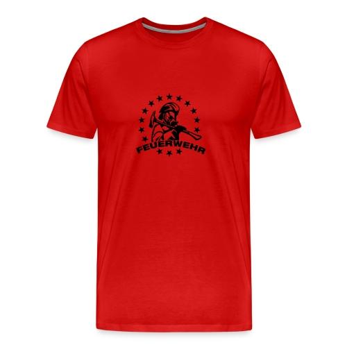 FEUERWEHR - Männer Premium T-Shirt