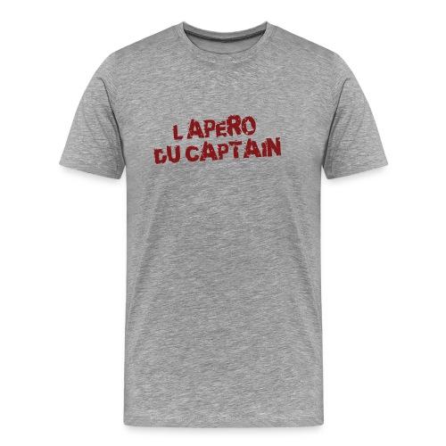 L'apero du captain ! (Bordel) - T-shirt Premium Homme