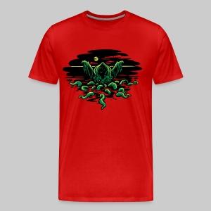 MTP: Cthulhu Rising - Men's Premium T-Shirt