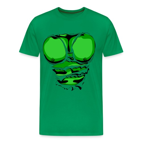 Hulk - Camiseta premium hombre