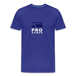 progamer T-Shirts - Männer Premium T-Shirt