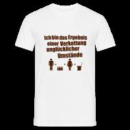 T-Shirts ~ Männer T-Shirt ~ Ergebnis einer Verkettung