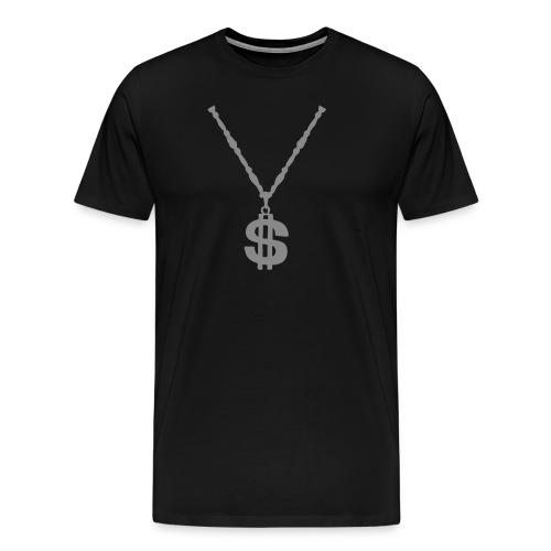 $ ilver T€€ - Männer Premium T-Shirt