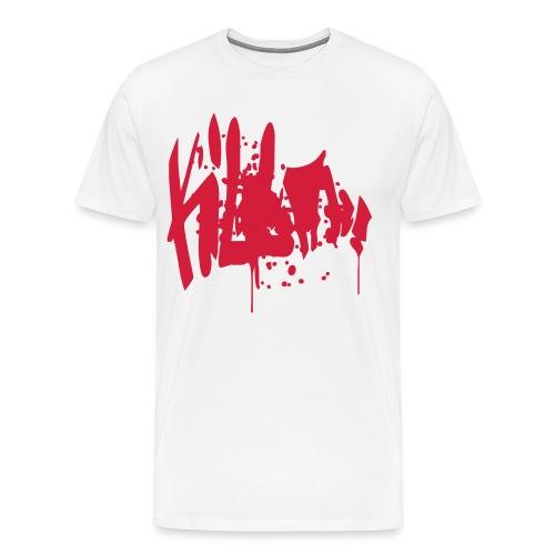 Killer! T€€ - Männer Premium T-Shirt