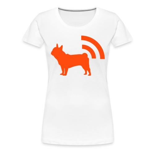 Tshirt Bully Connect - T-shirt Premium Femme