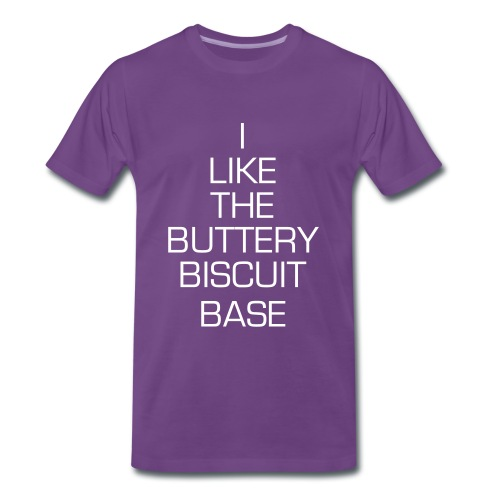 Buttery Biscuit Base - Men's Premium T-Shirt