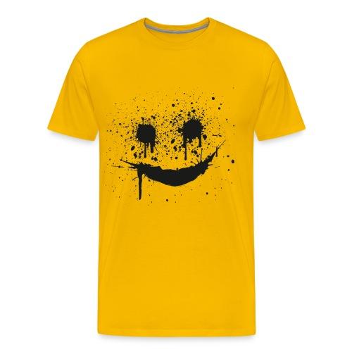 amarilla - Camiseta premium hombre