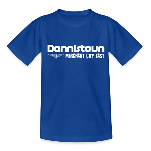 Dennistoun Merchant City East - Teenage T-Shirt