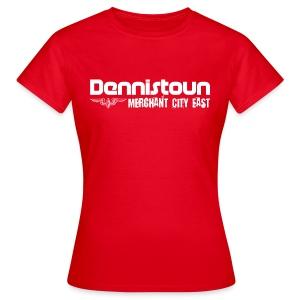 Dennistoun Merchant City East - Women's T-Shirt